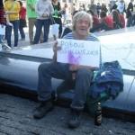 Міжнародний день обіймів в Україні відбувся майже без жертв