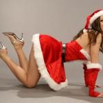 Шок! В мережі з'явились приватні фотографії онуки Діда Мороза