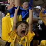 Наталія Королевська поведе 6-річного вболівальника Тимура на сьогоднішній матч збірної України