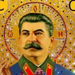 Вуса Сталіна почали мироточити