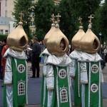 Фотофакт: УПЦ МП презентувала нові наряди церковнослужителів