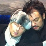 Фотофакт: Филип Кіркоров переспав з Миколою Басковим під час поїздки на гастролі до Києва