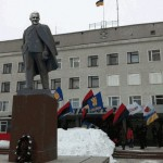 У Новограді-Волинському на місці пам'ятника Леніну встановлять монумент Литвину