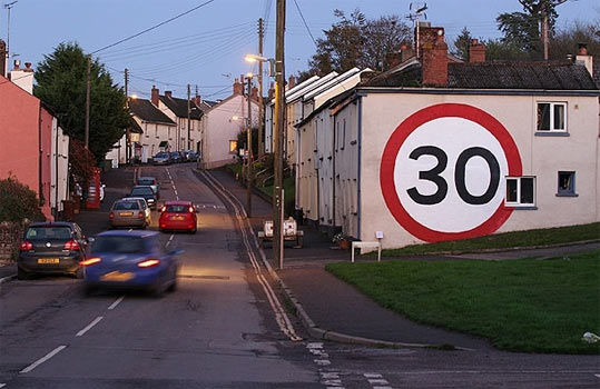 Нові правила дорожнього руху