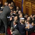 Під час блокування Верховної Ради депутати зняли відеоролик Harlem Shake