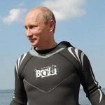 Путін знайшов уламки челябінського метеорита під час занурення у озеро Чебаркуль