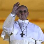 В Єнакієво хочуть встановити пам'ятник новому Папі