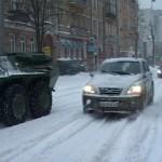 Через аномальні снігопади доходи київських даішників знизились на 90%