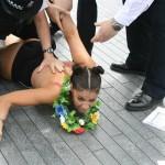 У Парижі FEMEN помилково атакували своїх колег