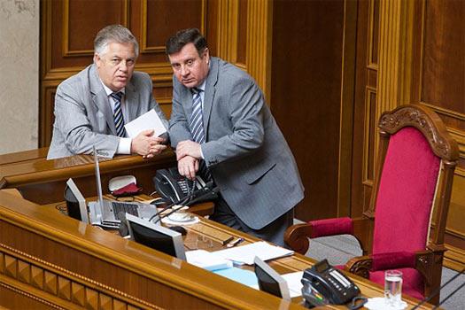 Петро Симоненко і Адам Мартинюк