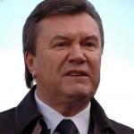 У Віктора Януковича вкрали шапку