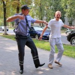 На Полтавщині звільнено даішника, який на службі підпрацьовував тамадою