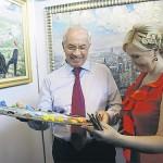 У Києві пройде виставка картин Миколи Азарова