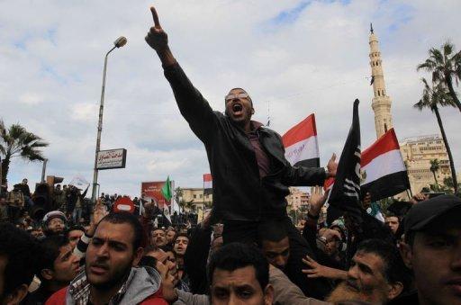 Заворушення в Єгипті