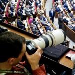 """""""Регіоналам"""" не вдалось пронести до Верховної Ради фотоапарат з метою здійснити провокацію проти журналістів"""