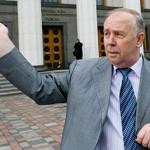 Спікер Верховної Ради Володимир Рибак замерз по дорозі на роботу