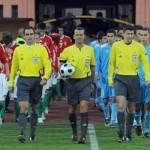Влада Москви заборонила парад футбольних арбітрів