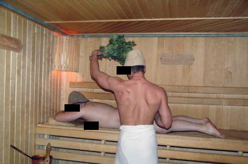 Російська баня