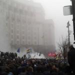 На Євромайдані журналіста Тітушка побили молодики інтелігентної зовнішності