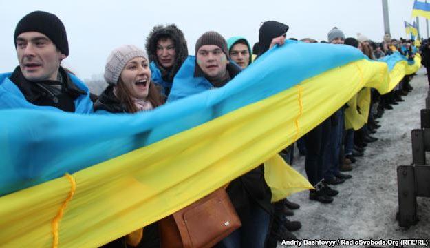 Живий Євроланцюг Україна-Європа