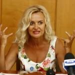 Ірину Фаріон не впустили до «Криївки»