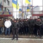 """Кримський """"Беркут"""" випадково розігнав АнтиМайдан"""