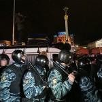 «Беркут» випадково побив російських ОМОНівців