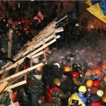 Вночі Євромайдан боронив старший син Януковича – Олександр