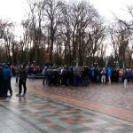 В Україні створили профспілку мітингувальників