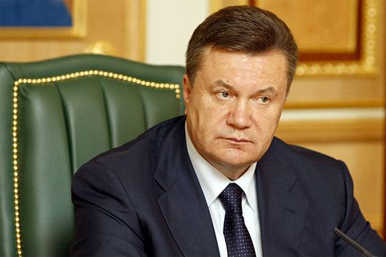 Віктор Янукович. Сумний