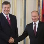 Стало відомо, про що говорили Янукович та Путін у Москві