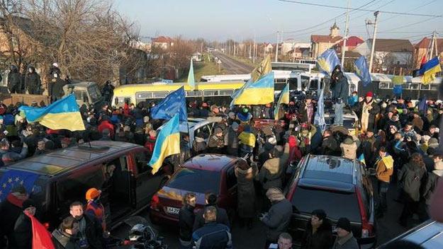 Автомайдан: активісти їдуть до Межигір'я