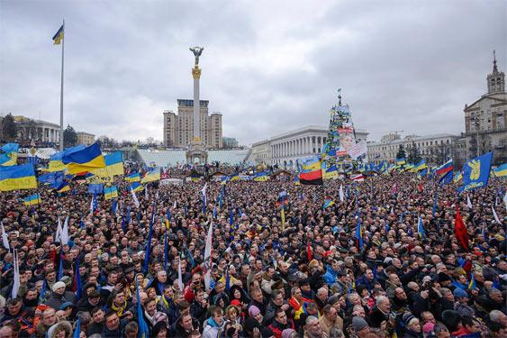 Майдан Незалежності: Євромайдан