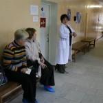 Віктора Януковича бачили у поліклініці