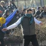 Янукович підтримав боснійських протестувальників