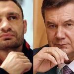 Незалежно від результату, за дебати з Кличком Янукович отримає $17 мільйонів
