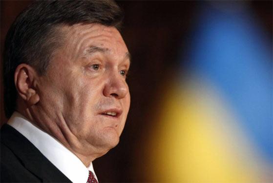 Віктор Янукович шокований