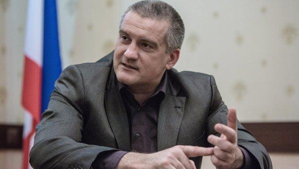 Сергій Аксьонов, Единая Россия