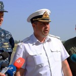 Екс-командувачу ВМС Денису Березовському зрадила дружина
