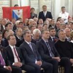 Медведєва звільнили з поста прем'єр-міністра РФ після того, як він заснув на виступі Путіна