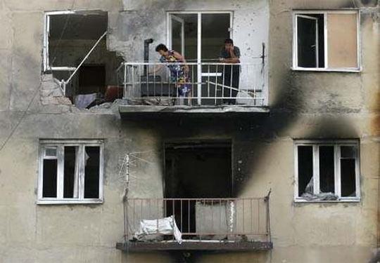 Південна Осетія після війни