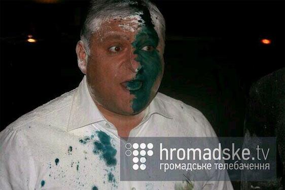 Михайло Добкін зеленобілий