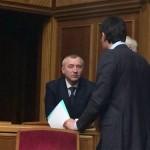 Екс віце-спікер Калетник, який у лютому втік з України, повернувся, коли почув про винагороду від Коломойського