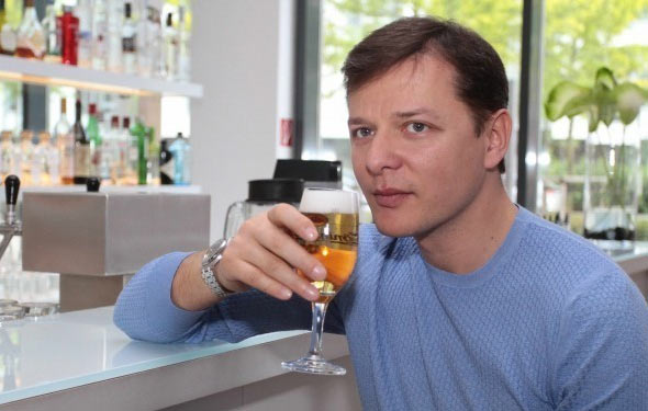 Олег Ляшко, кандидат в президенти