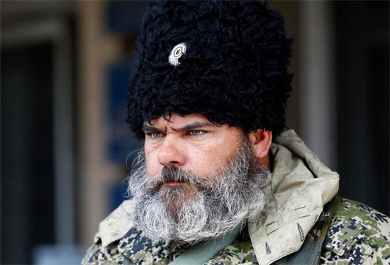 Слов'янський терорист Бабай