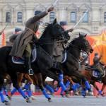 9 травня в Москві замість танкових військ участь у параді візьме кіннота