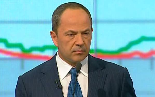 Сергій Тігіпко, рейтинг