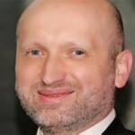 Олександр Турчинов усміхнувся