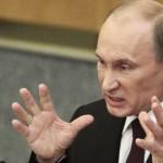 Володимир Путін став не з тієї ноги