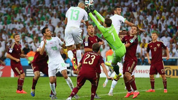 Алжир - Росія